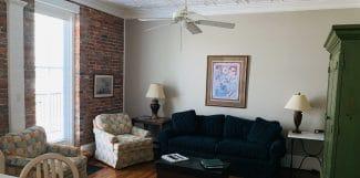 Port Captain Living Room